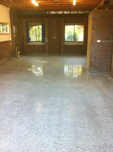 polished concrete flooring, decorcrete, australia